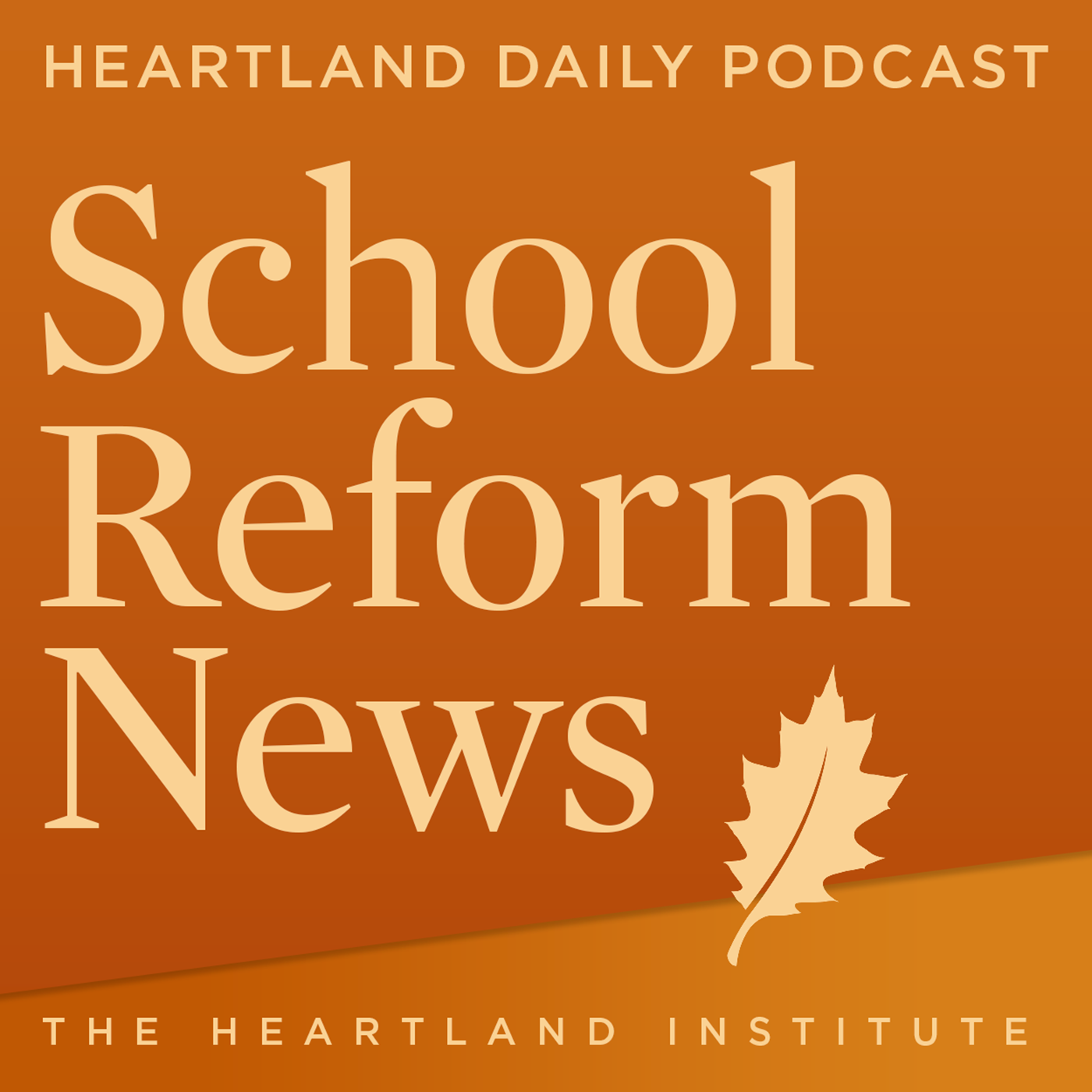 School Reform News Podcast Logo