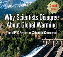 Why Scientists Disagree About Global Warming Book Cover