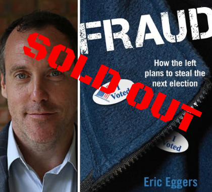 Eric Eggers Fraud Book SOLD OUT