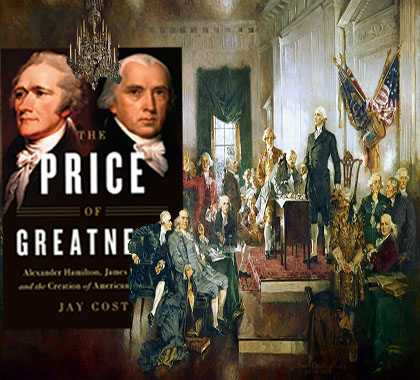 News - New Book Examines Debate over American Government Principles
