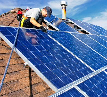 News - Solar Power Mandated for All New California Homes