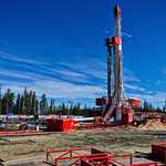 Hydraulic fracturing well