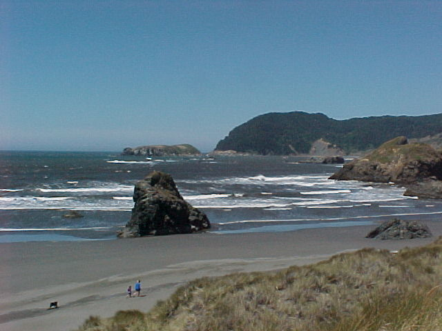 beach oregon
