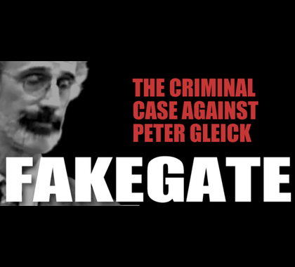 Identity thief Peter Gleick, perpetrator of Fakegate scandal against The Heartland Institute