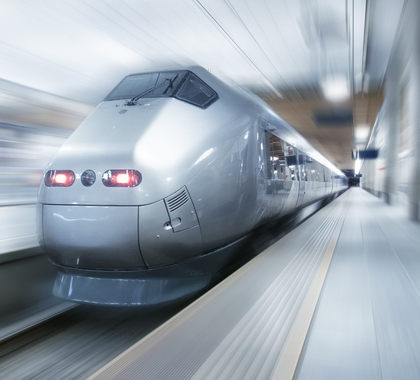 Podcasts - Trains, Railroads, and High-Speed Rail (Guest