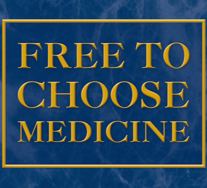 Free to Choose Medicine Bart Madden